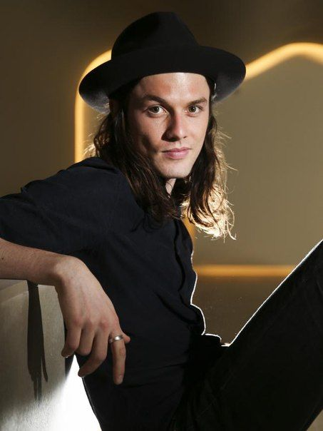 James Bay - He's got such a beautiful voice.