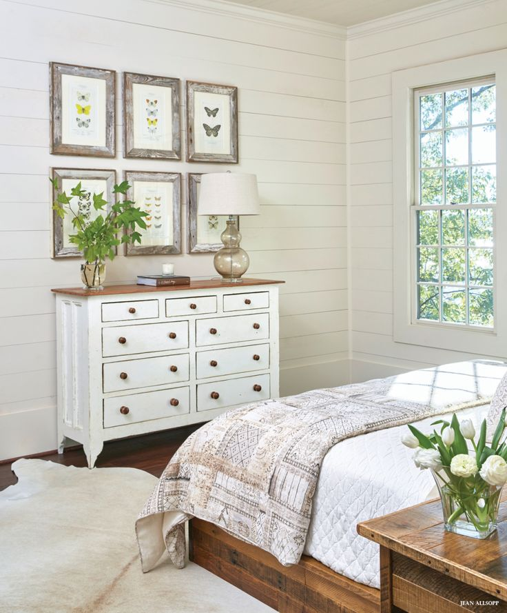 Rustic Bedroom: 17 Best Ideas About White Rustic Bedroom On Pinterest
