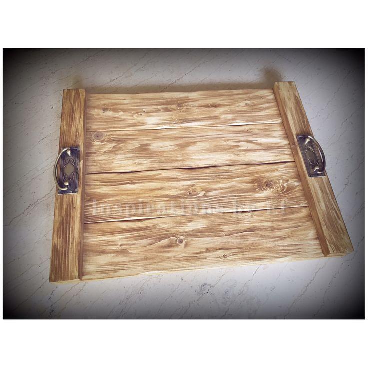 Ξύλινος χειροποίητος διπσκος γάμου... Wooden wedding tray... Wedding, wooden, decoration