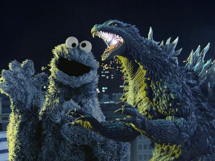 17 Best images about crossovers on Pinterest | Godzilla ...