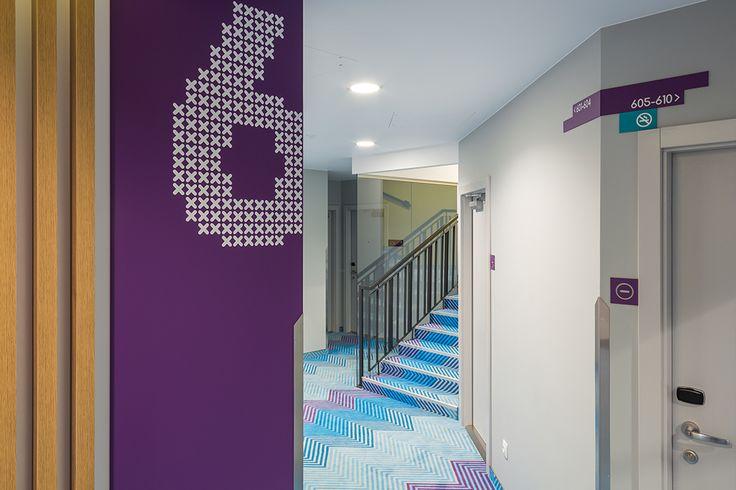 INTERIOR DESIGN OF HOTEL / ibis Styles Lviv by EC-5 Architects / Lviv Ukraine