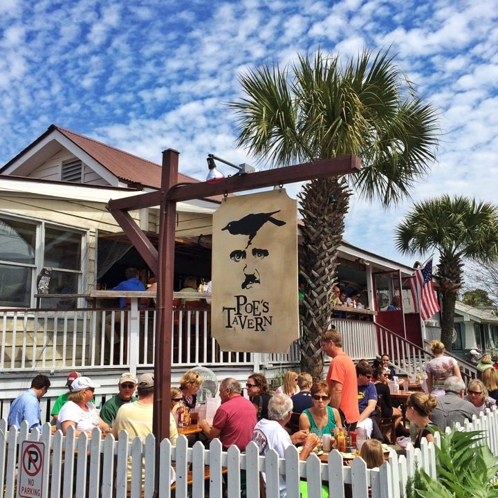 Bars And Restaurants Isle Of Palms