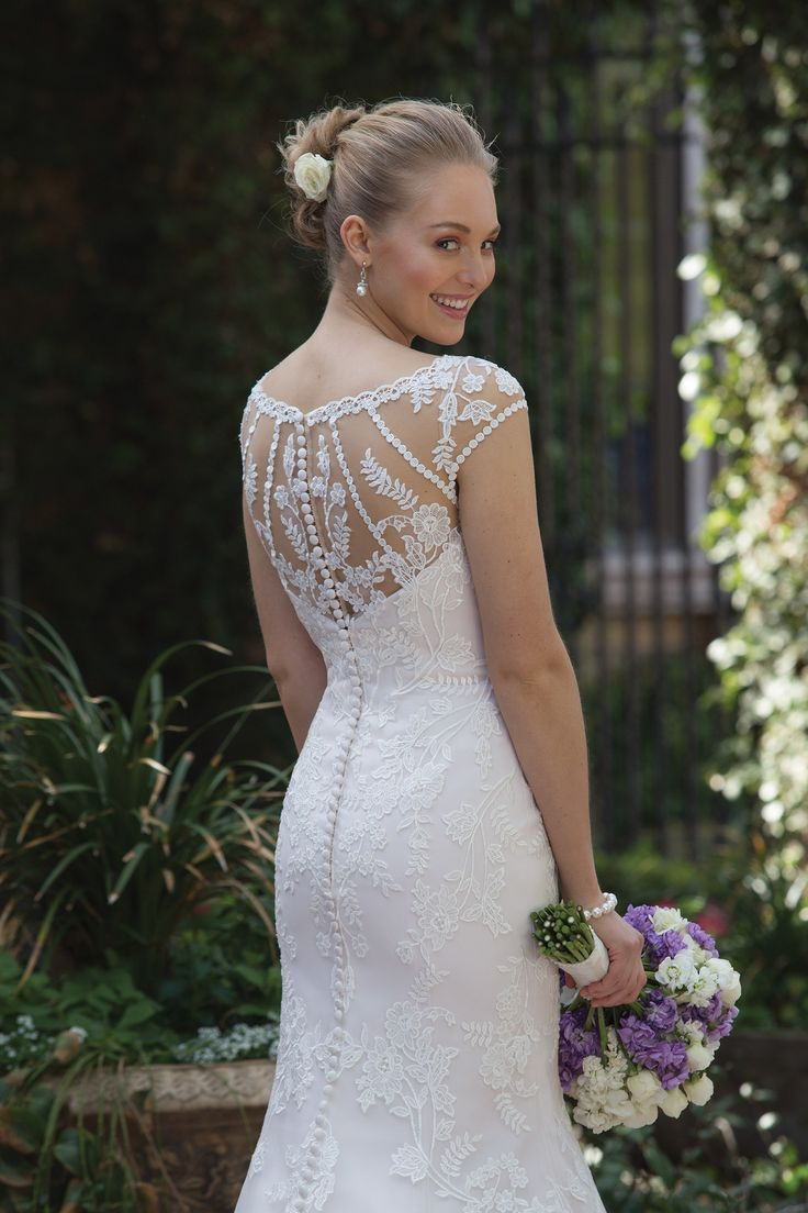 41 best Sincerity/Sweetheart Bridal images on Pinterest | Short ...