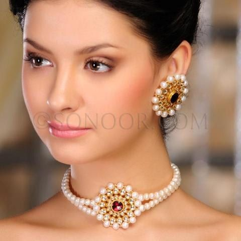 Sonoor Jewels Jewellery Collection 2013 For Women 008