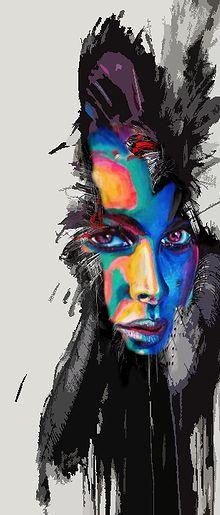 Rafael Salazar - Art Abstract Conceptual Colombian Artist | portraits