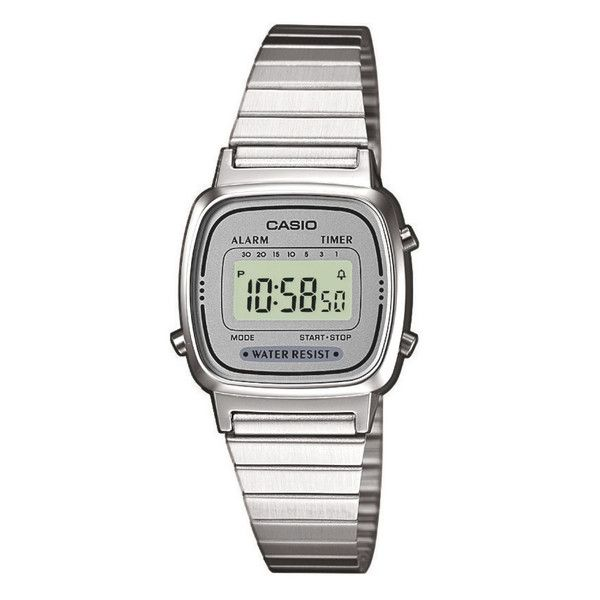 Orologio da polso Casio Collection Vintage Digitale Donna LA670WA-7DF