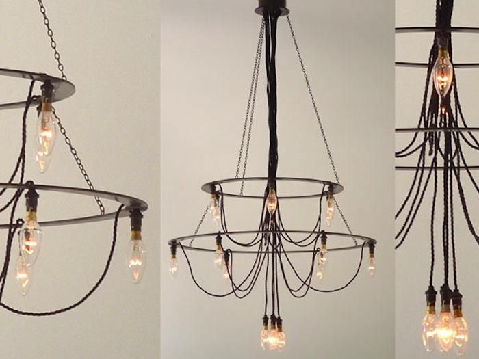 Farol Chandelier, via 10 Easy Pieces: Modern Chandeliers