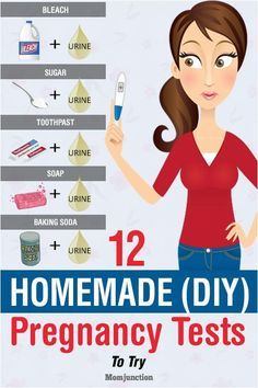 12 Simple Homemade (DIY) Pregnancy Tests To Try