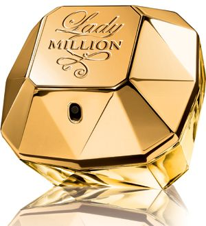 Lady Million Paco Rabanne perfume - a new fragrance for women 2010