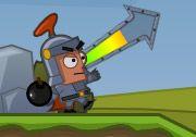 Bombacı Şovalye oyununda, yaşadığı ülkeye saldırı düzenleyen düşmanlardan intikam alması için görevlendirilmiş olan şovalyenin görevlerini en iyi şekilde tamamlamalısınız.. http://www.3doyuncu.com/bombaci-sovalye/