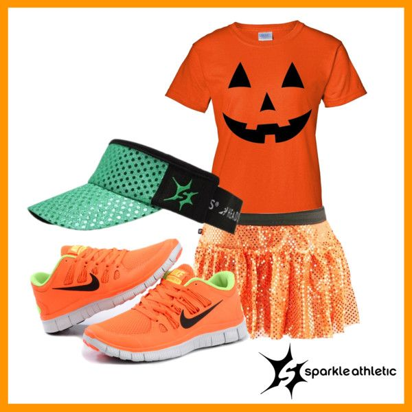 Pumpkin Inspired Running Costume | Running | Race Costume | Disney | Sparkle Athletic | #TeamSparkle | Halloween | Athletic Costume