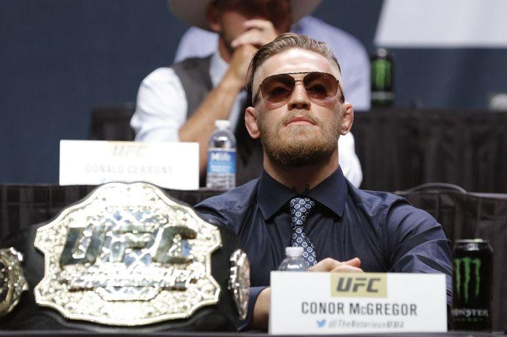 Fightweets: Are you feeling Conor McGregor's next fight,...: Fightweets: Are you feeling Conor McGregor's next… #UFC197 #ConorMcGregor