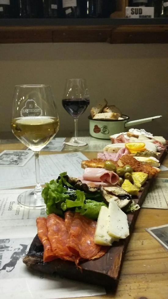 La Prosciutteria, Firenze - #tagliere #salumi #toscana #foodies