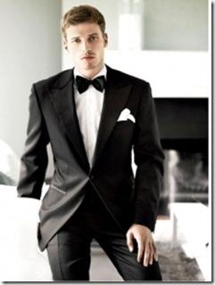 vintage wedding suit