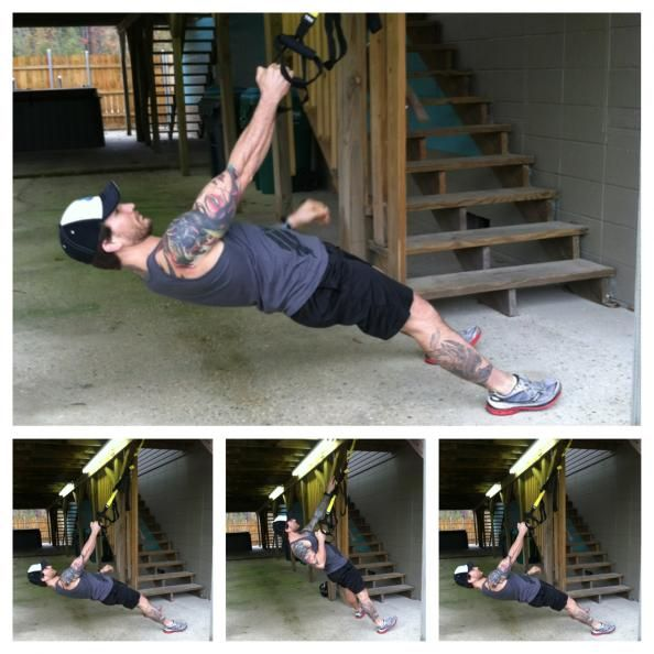 7 Best TRX Exercises - YouTube