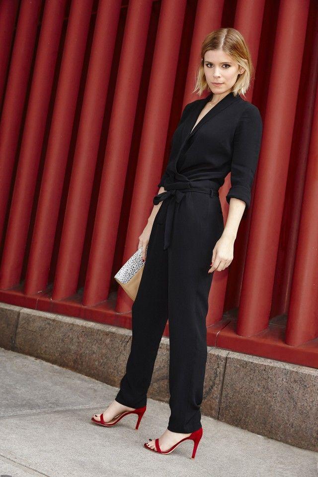 Kate+Mara+Reveals+Her+#1+Styling+Trick+for+Petite+Women+via+@WhoWhatWear