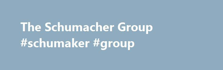 The Schumacher Group #schumaker #group http://portland.nef2.com/the-schumacher-group-schumaker-group/  # The Schumacher Group Overall Patient Rating Based on 1 Rating The Overall Average Patient Rating of The Schumacher Group when asked is excellent. The Schumacher Group has been reviewed by 1 patients. The rating is 4 out of 4 stars. The average wait time to see a doctor at The Schumacher Group as provided by patient reviews is 7 minutes. By comparison, the national average for a pre-vist…