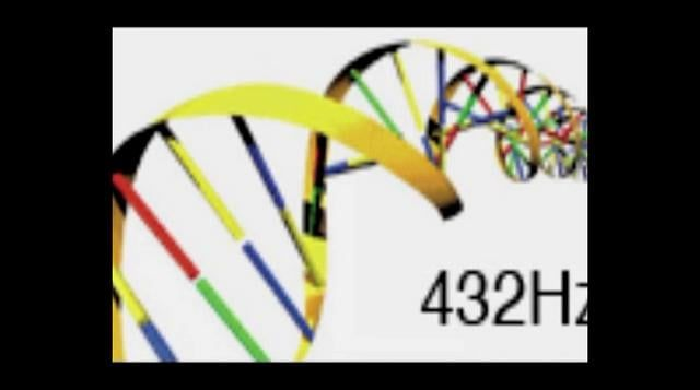 LA-432Hz Afinación natural- A-432Hz musical pitch