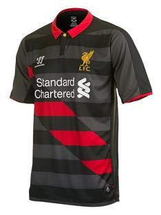 Liverpool FC Shirt from Littlewoods