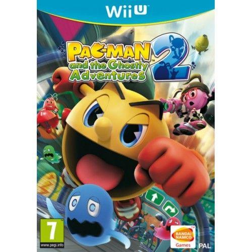 Pac-Man y las Aventuras Fantasmales 2 Wii U