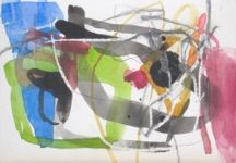 Jane Lewis Art works on paper