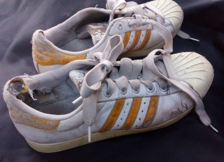 adidas Superstar after 12 years. #adidas #superstar #sneakers #vintage