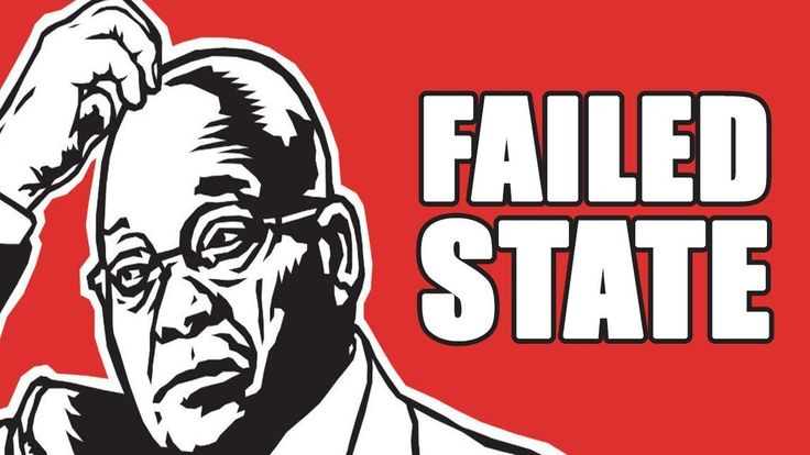 South Africa: Failed State 2.0