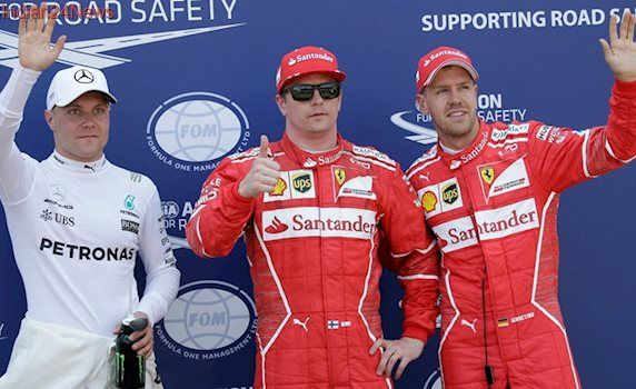 Monaco Grand Prix: Kimi Raikkonen takes pole, Lewis Hamilton finishes 14th