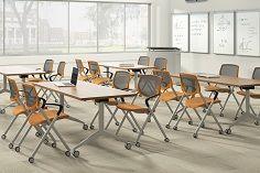 Allsteel Aware Tables and Seating - versatile workspace #school #learningspace #classroom http://www.bistaples.ca/en/how-we-work/17-go2-book