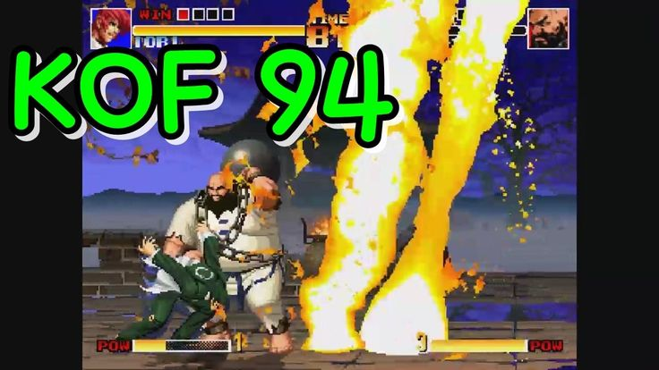 [Mugen] 더 킹 오브 파이터즈94 / The King of Fighters'94 / KOF'94