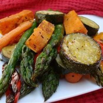 Roasted Vegetable Medley   – Healthy Food Inspirations