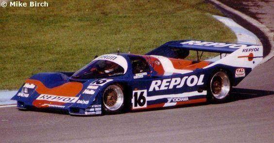 RSC Photo Gallery - World Sports Prototype Championship Montreal 1990 - Porsche 962 no.16 - Racing Sports Cars: