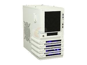 Thermaltake Level 10 Series Level 10 GTS Snow Edition White SECC ATX Mid Tower Computer Case