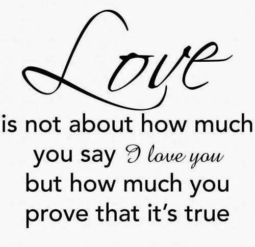 how to prove u love someone more