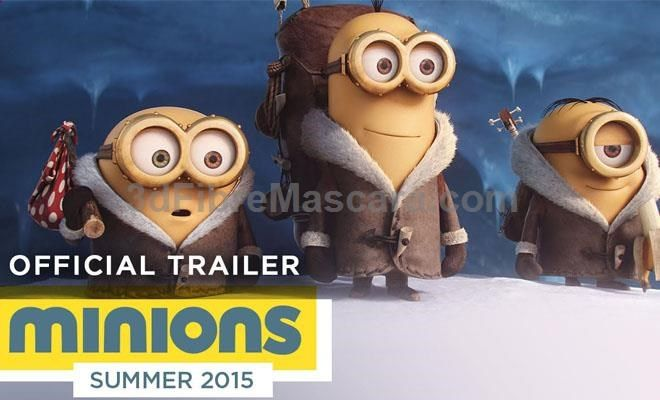 Minions - Upcoming 3D Animation Movie Trailer and Character Designs. Read full article: webneel.com/... | more webneel.com/... | Follow us www.pinterest.com... #movie #movies #newreleases #cinema #media #films #filmreviews #moviereviews #television #boxsets #dvds #tv #tvshows #tvseries #newseasons #season1 #season2 #season3 #season4 #season5