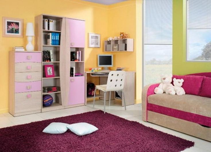 Girl Bedroom Ideas Yellow brilliant girl bedroom ideas yellow s on design inspiration