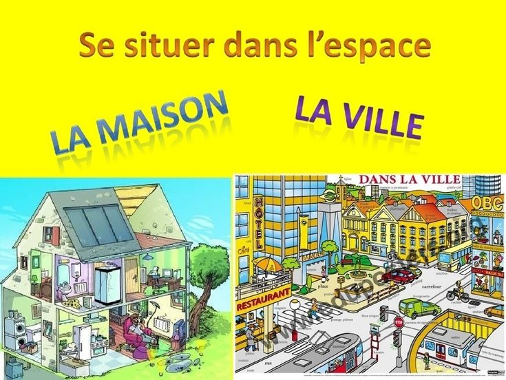 34 best French 2- la ville images on Pinterest Vocabulary, Fle and