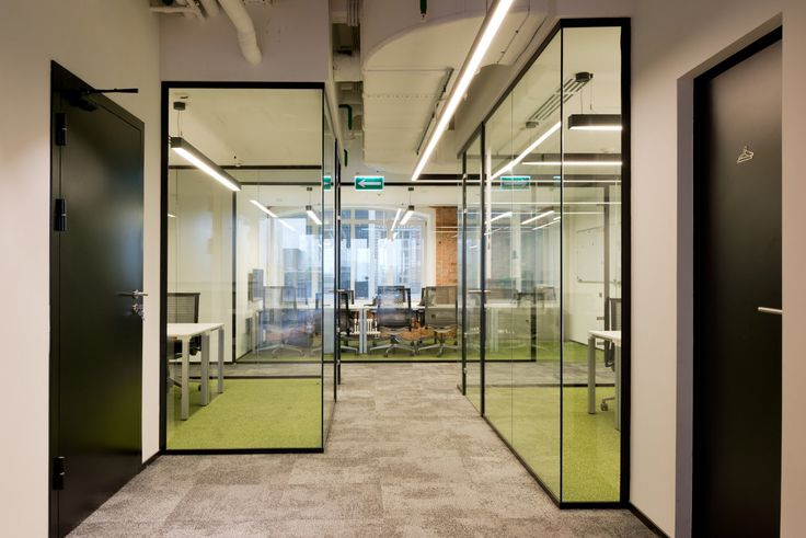 A.T. Kearney Office by OFFCON - Office Snapshots