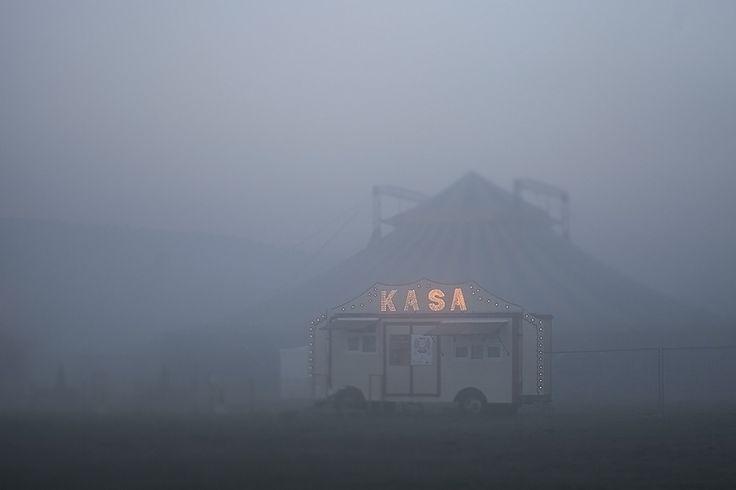 Foto ... Dorota Miklaszewska na 500px #lensbaby #edge80 #fog #mistymorning