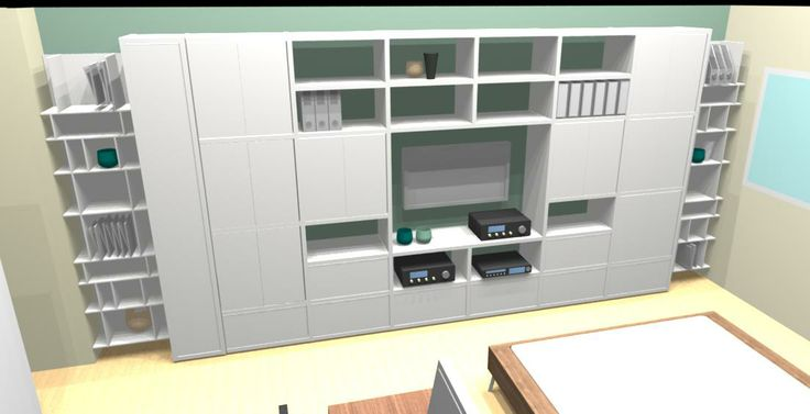 Bob Bedroom Tv Unit Storage Unit And Bookcase From