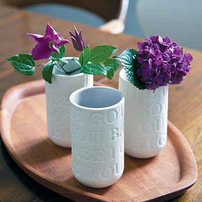 Kähler Love Song Vase Mini. Gave fra mor <3