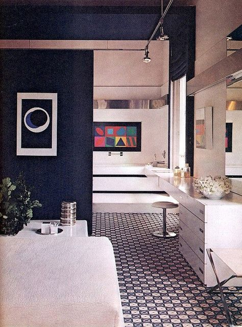 1976 NORMA SKURKA NEW YORK TIMES BOOK ON INTERIOR DESIGN by retro-space, via Flickr