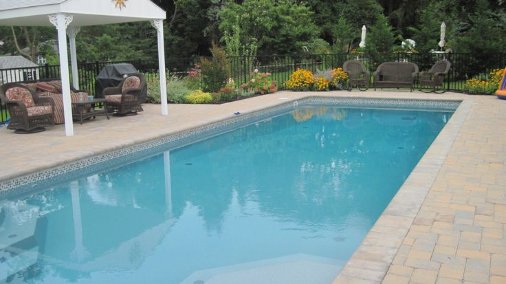 38 best images about swimming pools on pinterest for Pool design long island