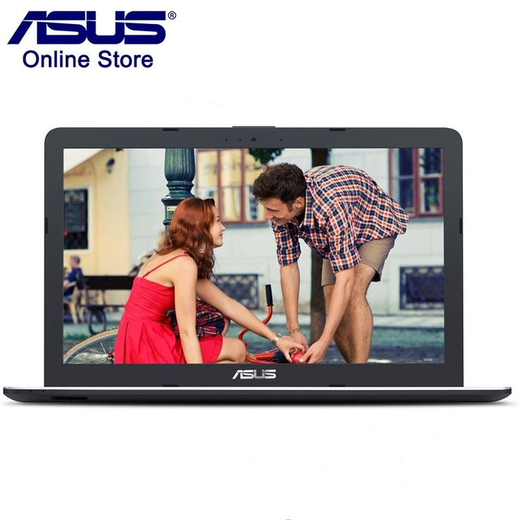 Asus laptop Brand X541SC3160 4GB RAM 500GB ROM Windows 10 System Super-Multi DVD 1.6GHz 15.6 inch Quad Core bluetooth notebook //Price: $0.00//     #electonics