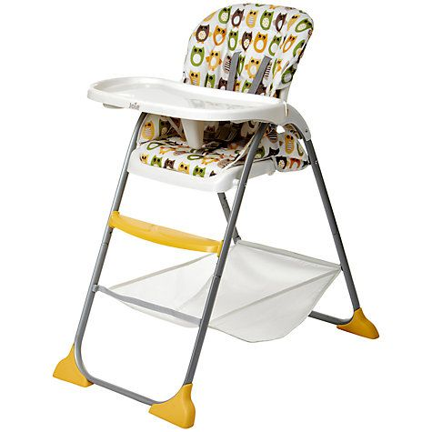 Buy Joie Mimzy Snacker Highchair, Owl Online at johnlewis.com