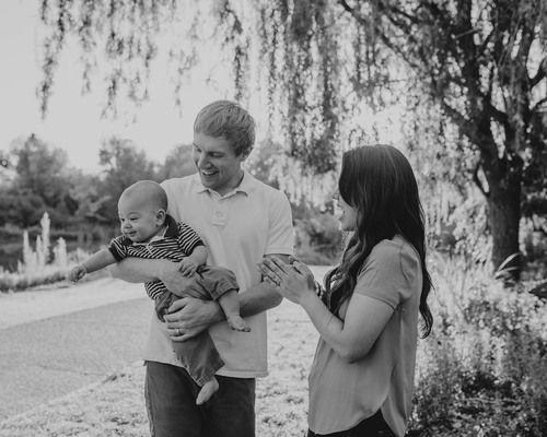 Leger Family/ Idaho Portrait Photographer — Katelyn Barthlome Photography