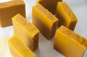 zelf gember zeep maken door Zolea op haar blog staan ook nog andere leuke en simpele recepten Nederlandstalig