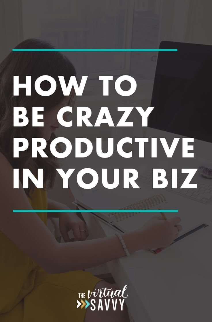Use this simple hack to SKYROCKET your productivity and get WAY more done each day! Business tips via The Virtual Savvy