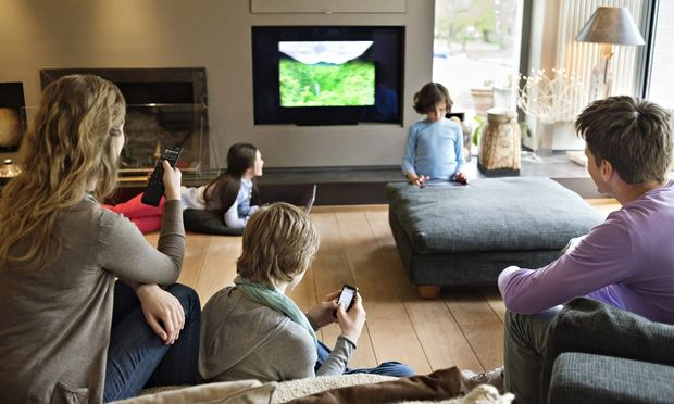 Viewing TV as a family is still in vogue – thanks to catch-up services. A survey reveals that British families continue to congregate around a TV set but via catch-up, which has significant implications for broadcasters.