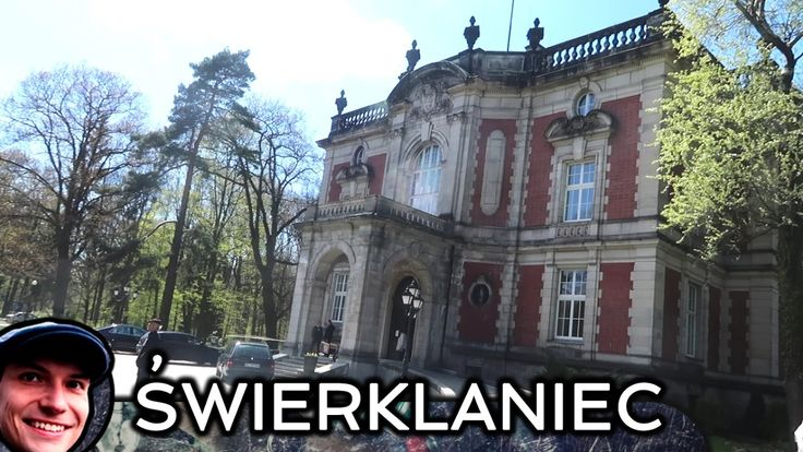 Park and palace in Świerklaniec - Poland